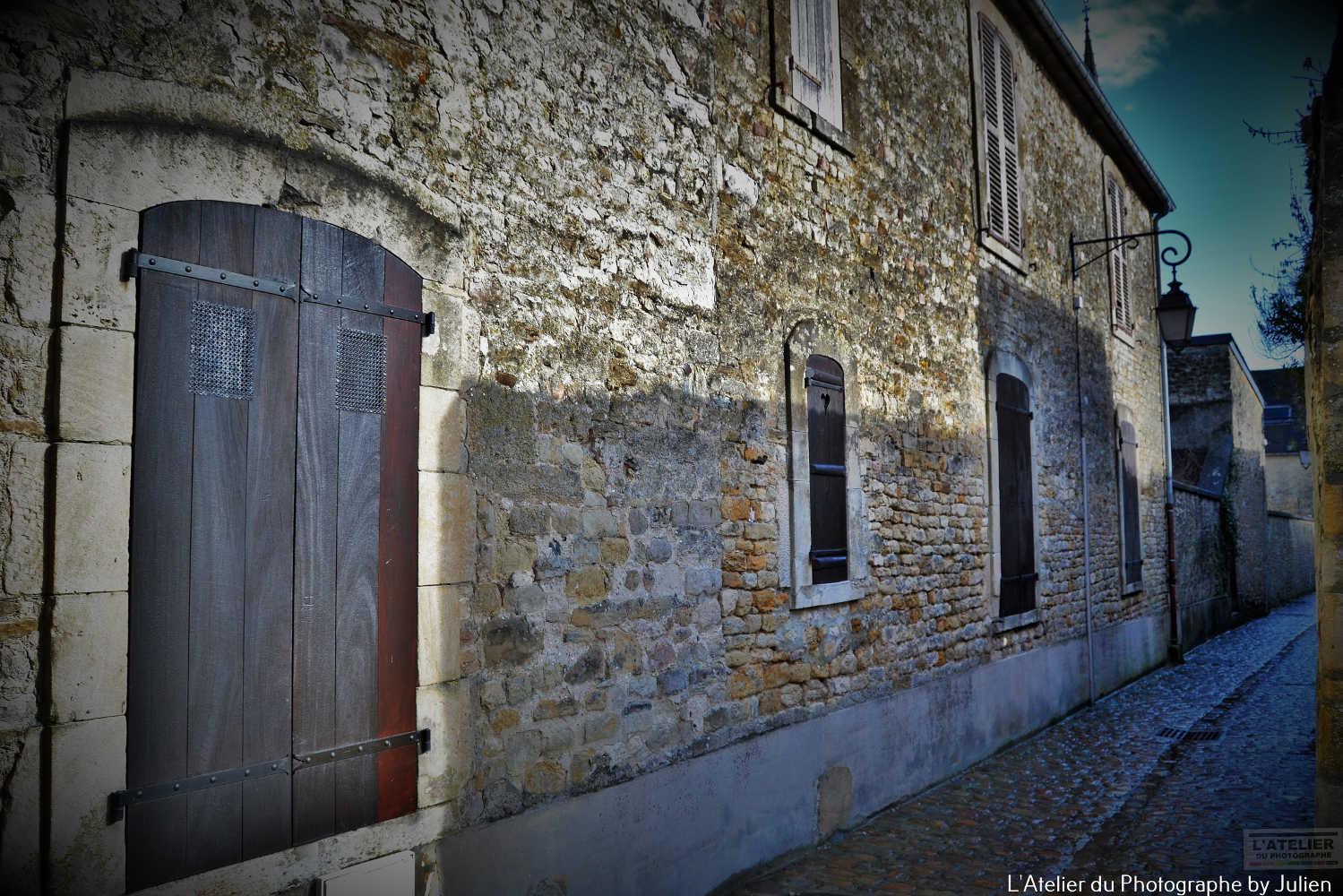 Carentan - Rue Chanvallon