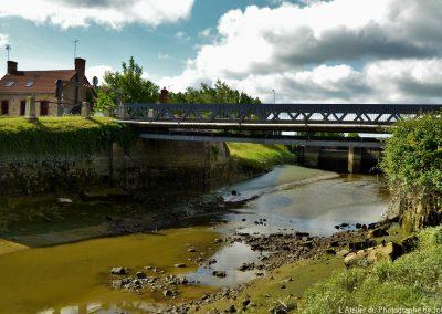 Le pont Tucker Saint Hilaire Petitville