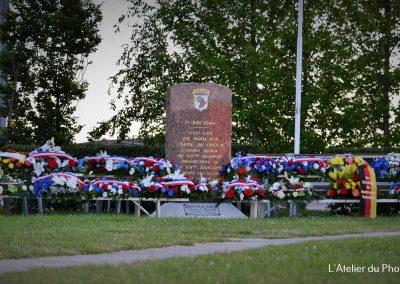 Monument Carré aux choux Carentan