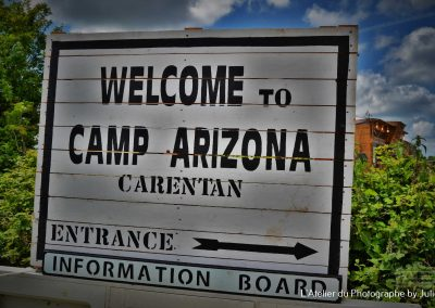 Welcome to Camp Arizona Carentan