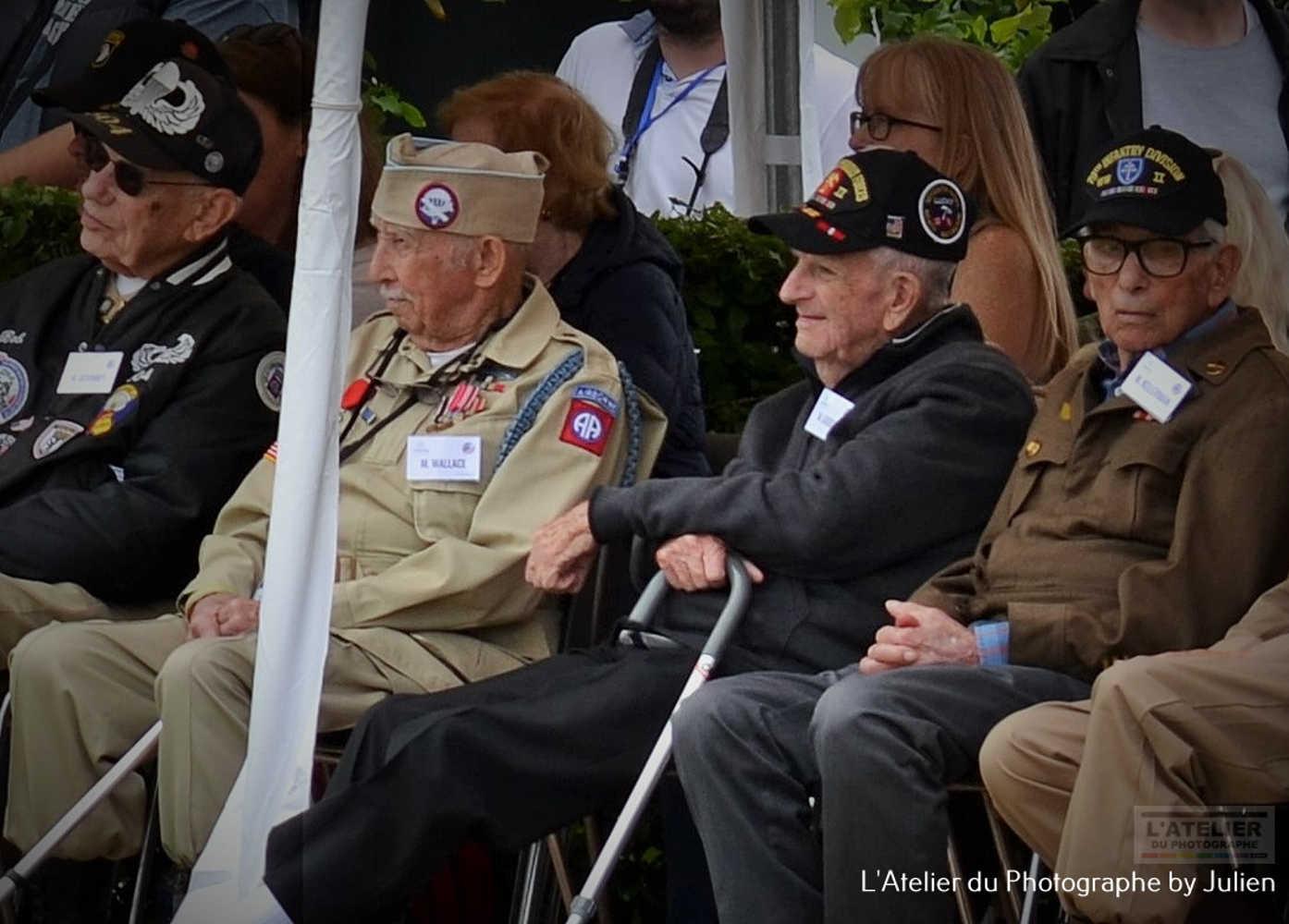 Vétérans héros du jour J