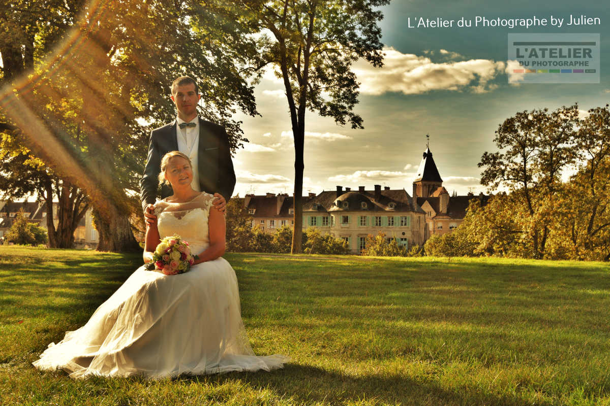 photo mariage normandie