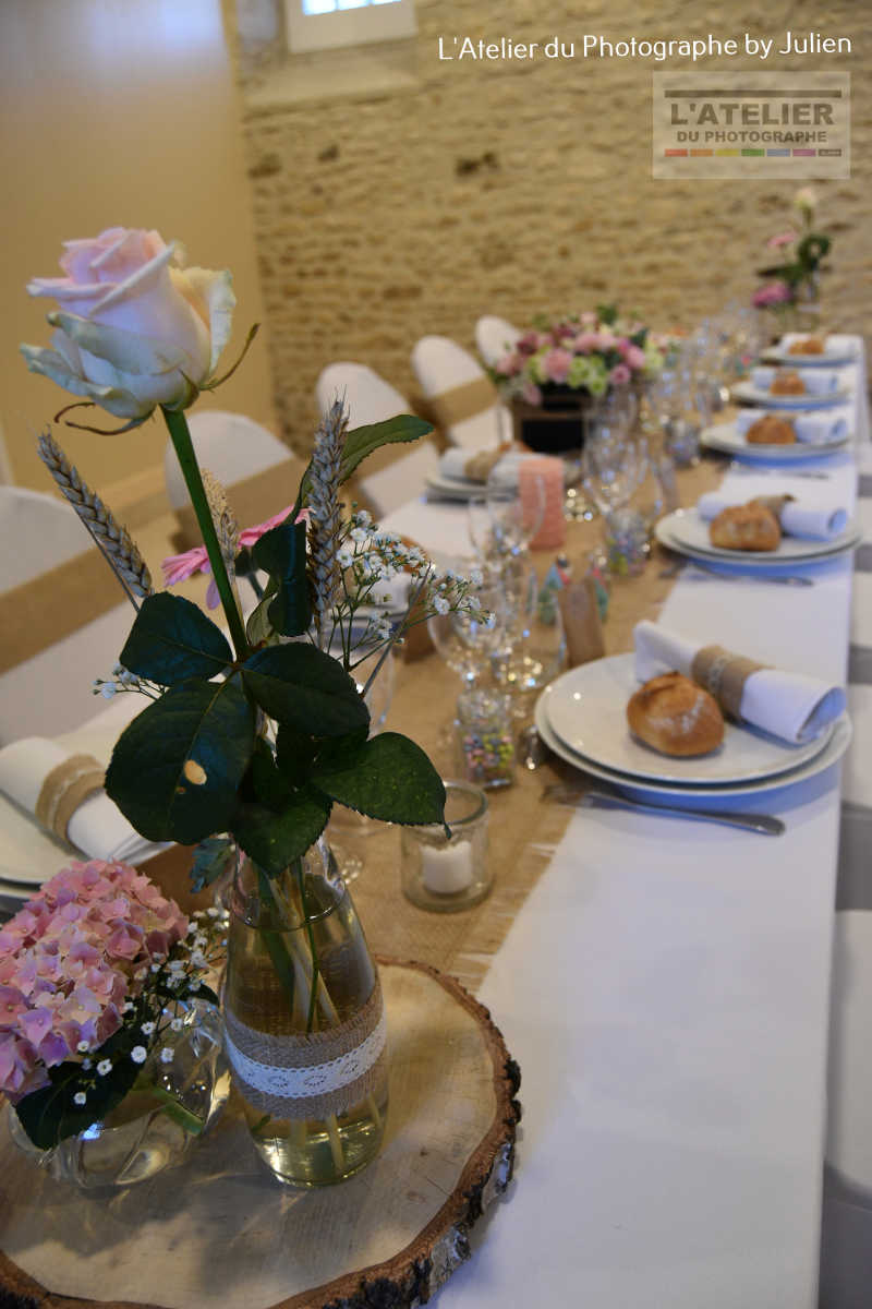photo repas mariage