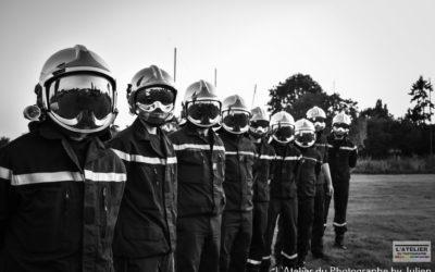 Pompiers de Carentan