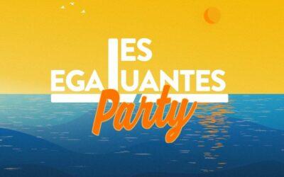 Les Egaluantes party